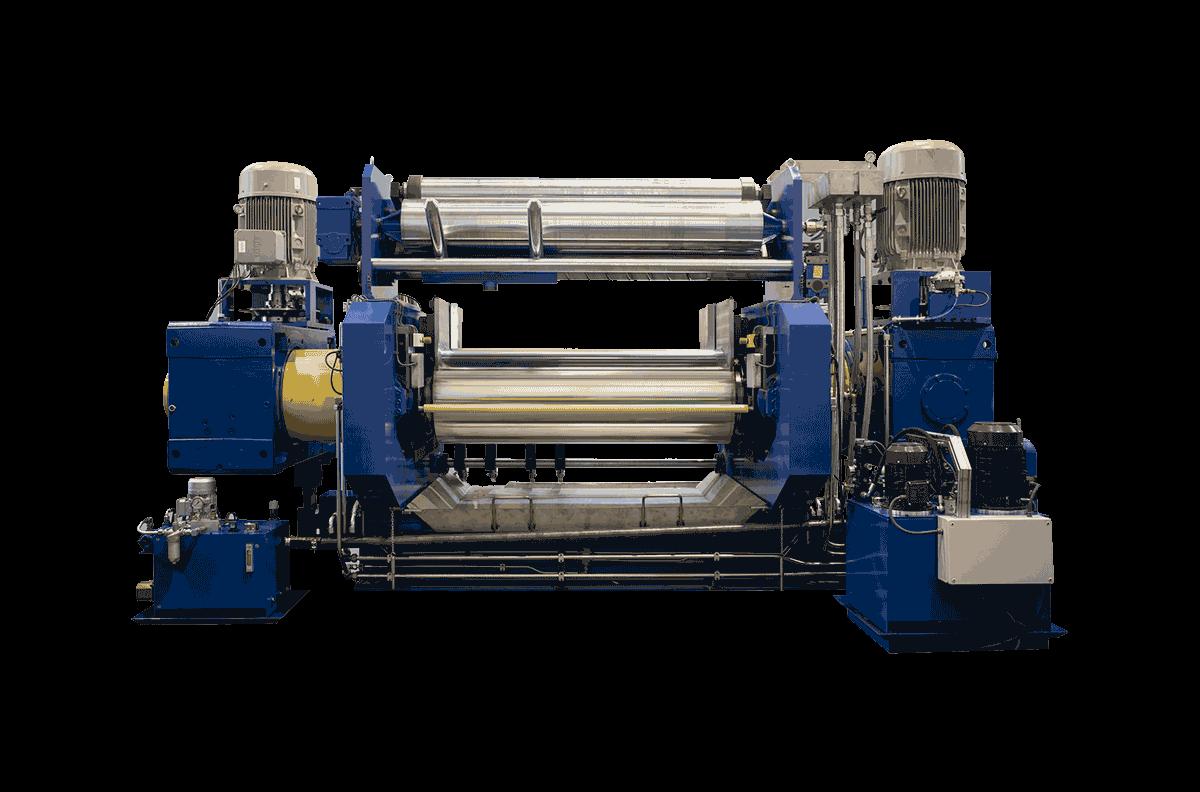 Mezcladores de cilindros